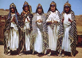 Berber Women from the time when Ali was mortal