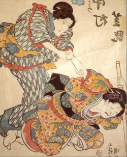 The status rise and importance of samurai warriors in the history of japan
