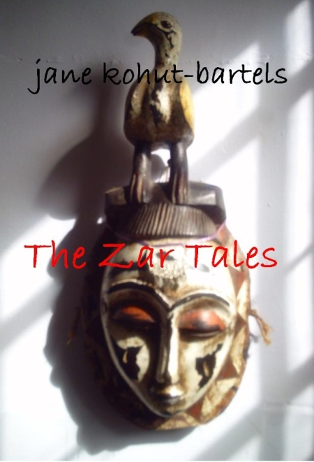 ZAR TALES BOOK COVER
