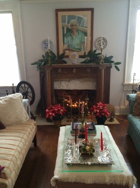 Christmas Front Room 2015