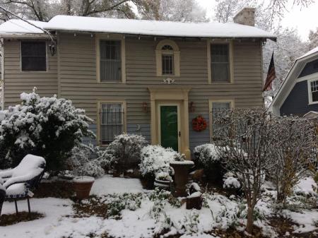 Snowfall 2017 Dec 3