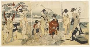 Mt. fuji women